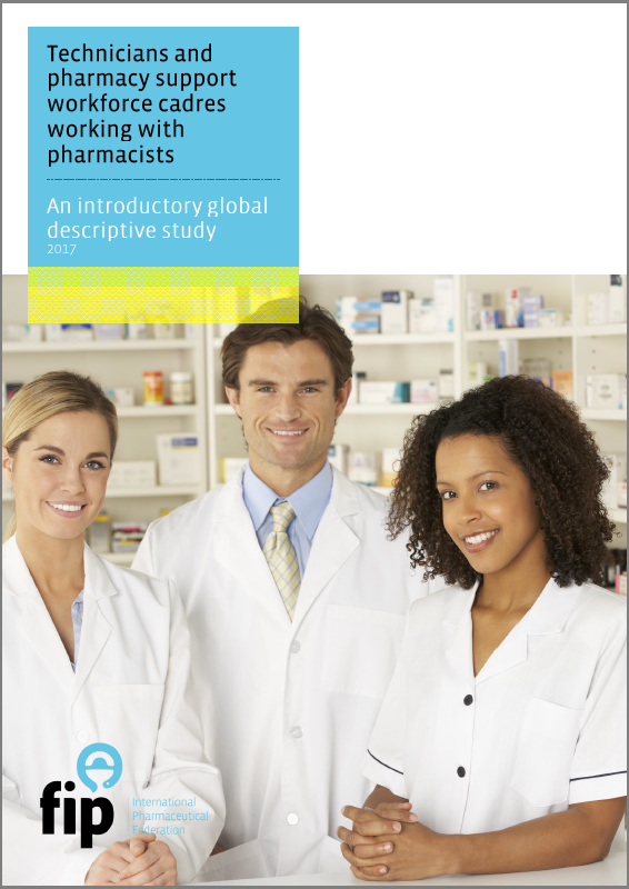 Technicians and pharmacy support workforce report