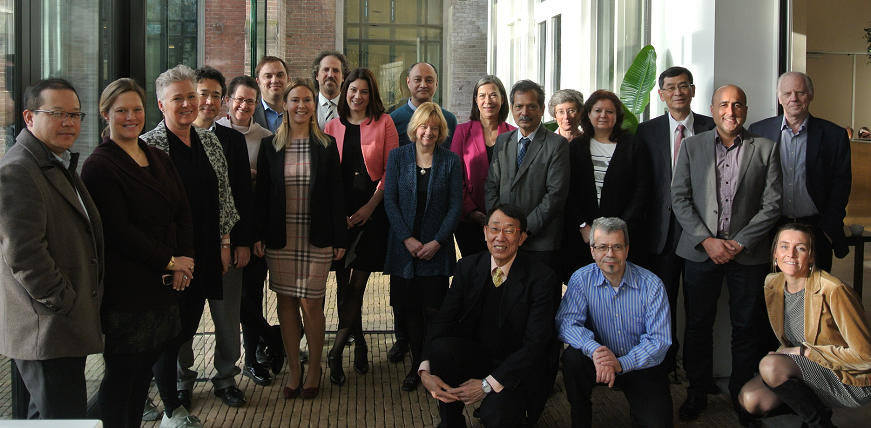 The Board of Pharmaceutical Sciences, January 2018