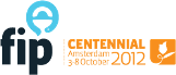 Congress logo of World Congress of Pharmacy and Pharmaceutical Sciences, Amsterdam 2012