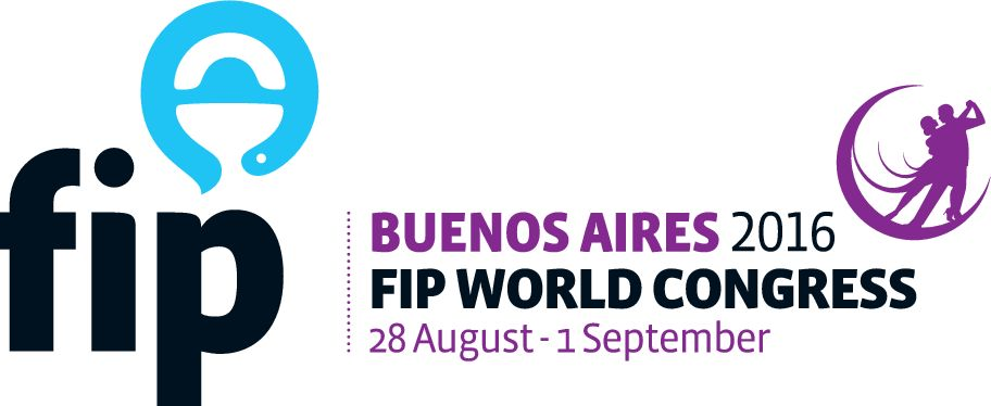 Congress logo of World Congress of Pharmacy and Pharmaceutical Sciences, Buenos Aires 2016