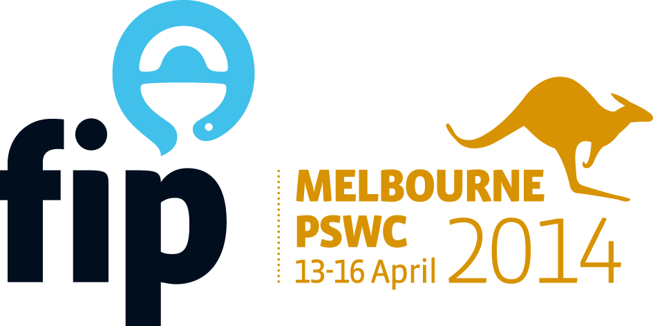 Congress logo of Pharmaceutical Sciences World Congress Melbourne 2014