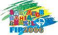 Congress logo of World Congress of Pharmacy and Pharmaceutical Sciences, Salvador Bahia 2006