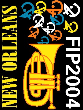 Congress logo of World Congress of Pharmacy and Pharmaceutical Sciences, New Orleans 2004